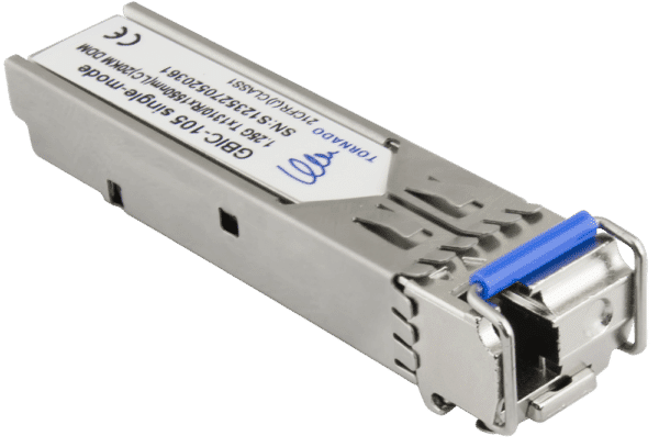 GBIC 105 1 600x407 - Moduł SFP Pulsar GBIC-105