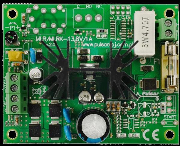 ML1012 1 600x486 - Pulsar ML1012