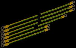 RAPU A 1 250x160 - Zestaw przewodów uziemiających Pulsar RAPU-A
