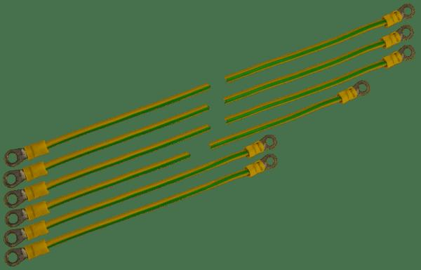 RAPU A 1 600x385 - Zestaw przewodów uziemiających Pulsar RAPU-A