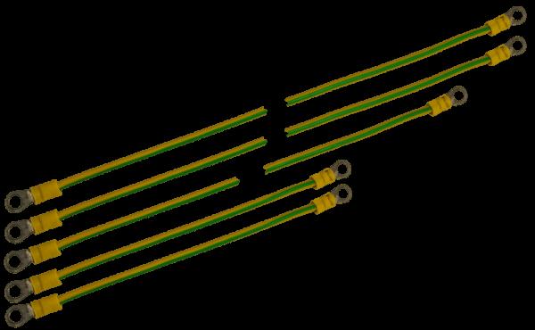 RAPU D 1 600x370 - Zestaw przewodów uziemiających Pulsar RAPU-D