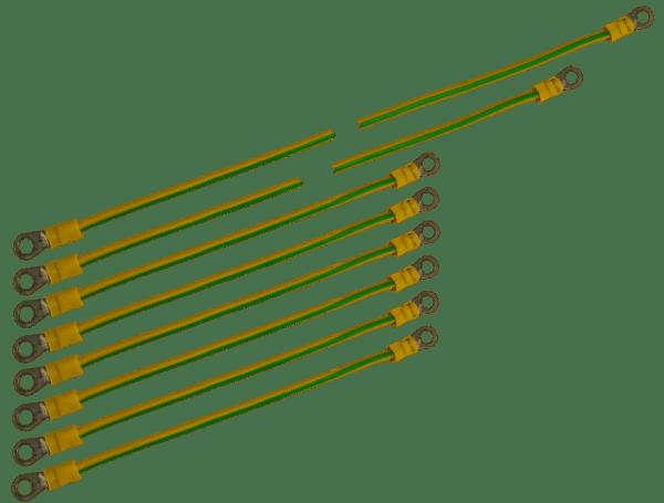 RAPU S 1 600x455 - Zestaw przewodów uziemiających Pulsar RAPU-S