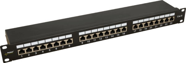 RP F24V6 1 600x205 - Patch Panel Pulsar RP-F24V6