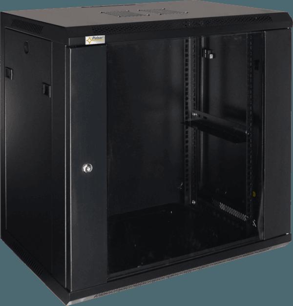 RW1264GD 1 600x627 - Szafa rack wisząca Pulsar RW1264GD