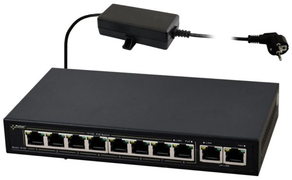S108 1 600x371 - Switch PoE Pulsar S108