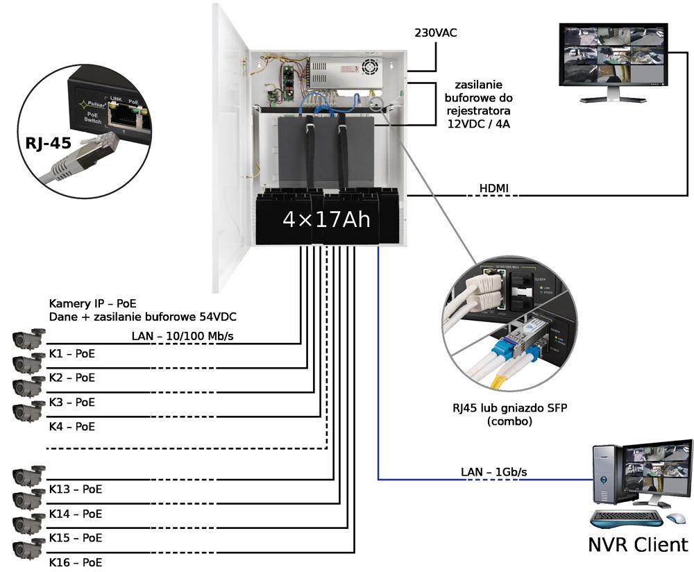 SF116 CRB PL 11 - Switch Pulsar SF116-CRB