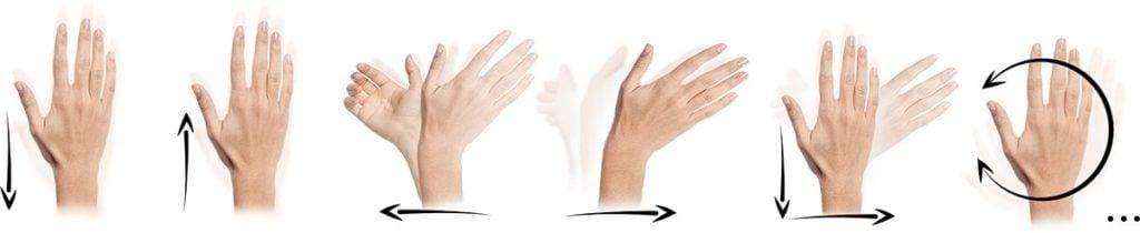 gestures1 1024x210 - FIBARO SWIPE