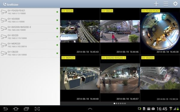 gv eye 600x375 - Program do kamer Geovision GV-EYE