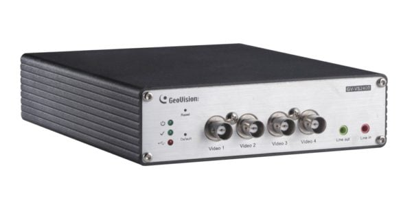 gv vs2400 600x302 - Wideoserwer IP Geovision GV-VS2400