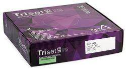Przewód koncentryczny TRISET-113 PE żelowany 75 Om [100m]