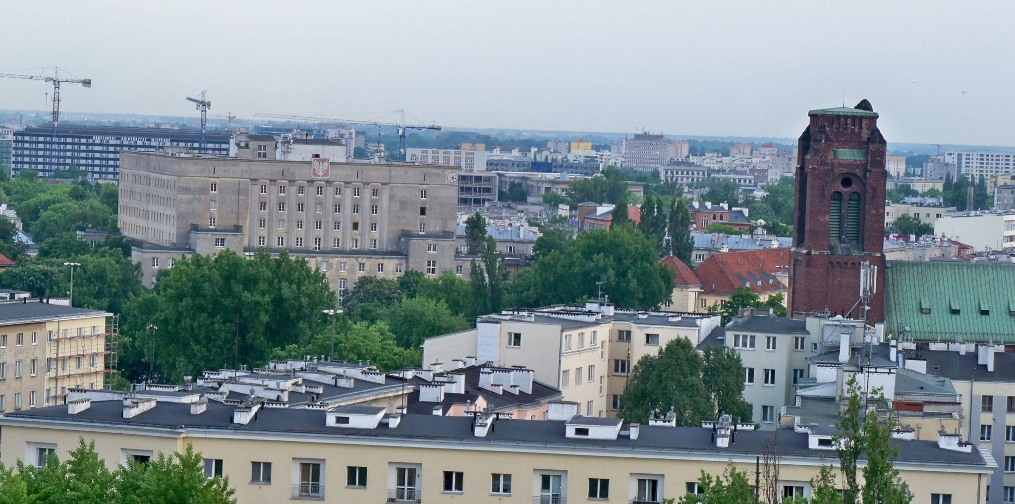 ochota - Montaż kamer CCTV Warszawa Ochota