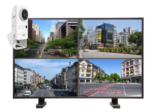 4wifi 600x430 - Zestaw monitoringu WiFi 4 kamer