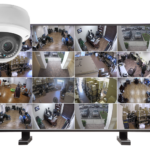 kamery kopulowe. zestaw16 150x150 - Zestaw monitoringu 16 kamer kopułkowych