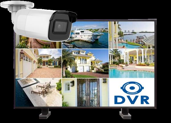 kamery tubowe zestaw8 600x430 - Zestaw monitoringu 8 kamer tubowych