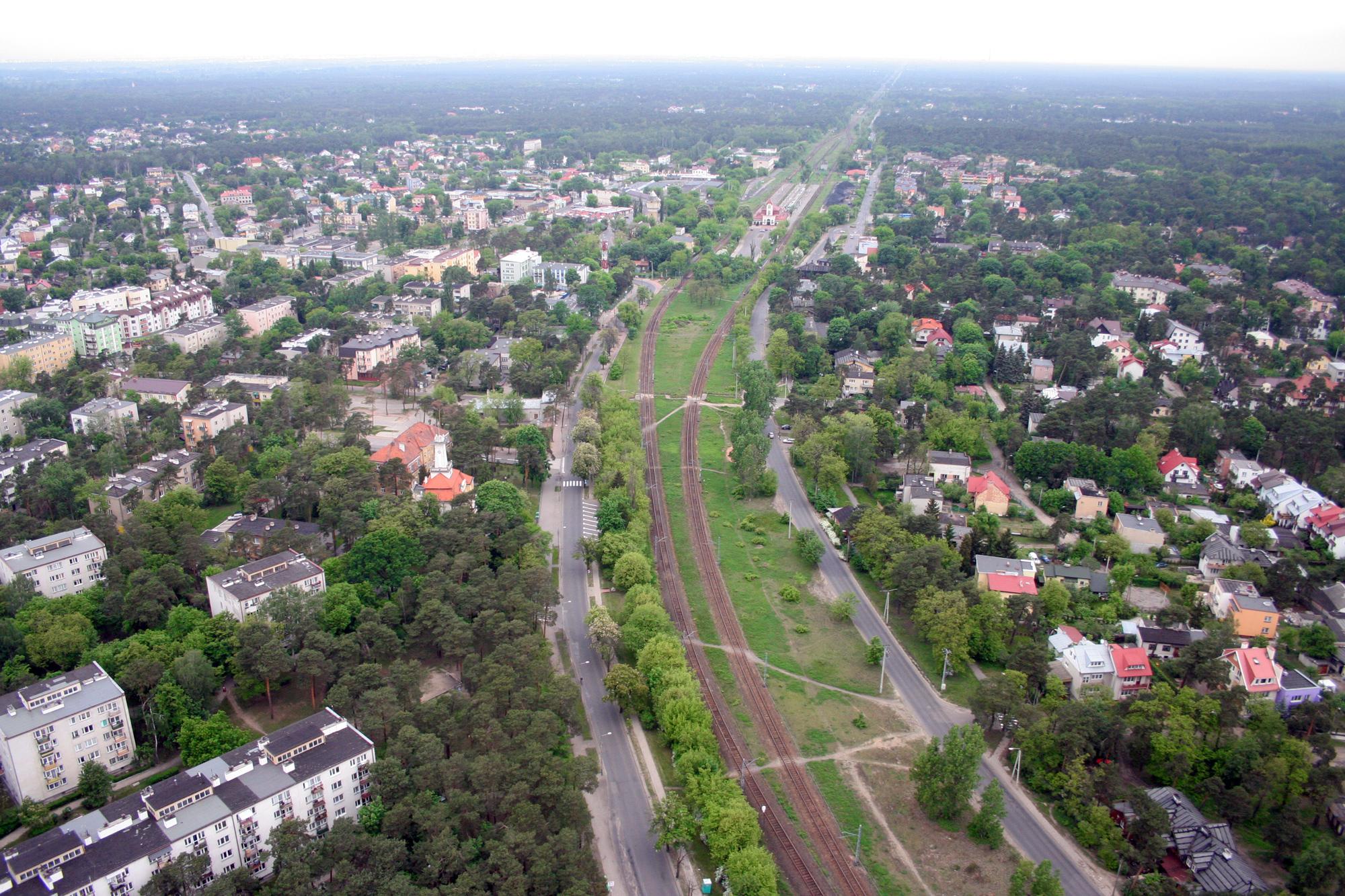 panorama - Montaż alarmu Otwock