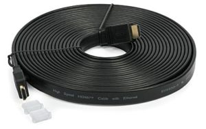14 300x189 - Przewód HDMI 7m 28AWG płaski v1.4 High Speed Cable with Ethernet