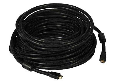 17 - Przewód HDMI 20m 24AWG v1.4 High Speed Cable with Ethernet