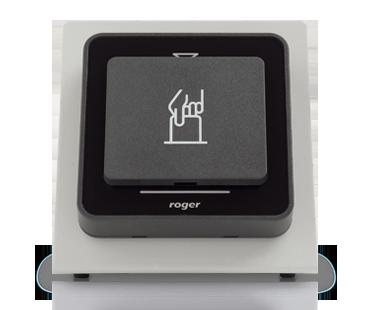 RUD4 1b - Czytnik transponderów Roger RUD-4