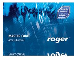 emc 7 pz - Karta administratora Roger EMC-7