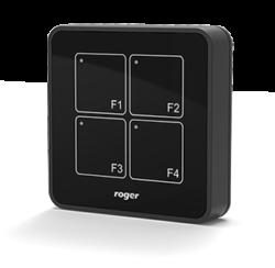 hrt82fk side 250x244 - Panel dotykowy Roger HRT82FK