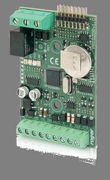 pr102dr brd side view - Kontroler dostępu Roger PR102DR-BRD