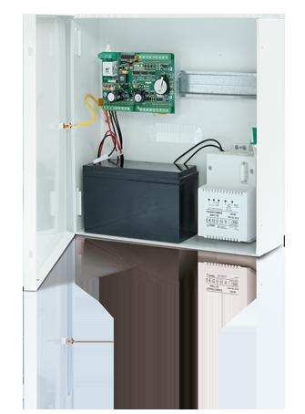 pr402dr set art - Zestaw kontroli dostępu Roger PR402DR-SET