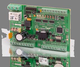 pr411dr brd - Kontroler dostępu Roger PR411DR-BRD