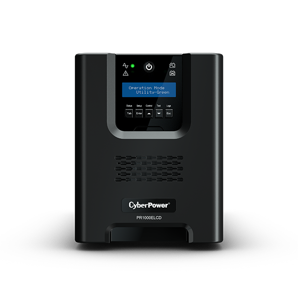 product 122881 - UPS CyberPower PR1000ELCD