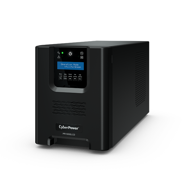 product 122891 - UPS CyberPower UPS PR1500ELCD