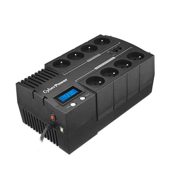 product 124191 - UPS CyberPower BR1000ELCD-FR