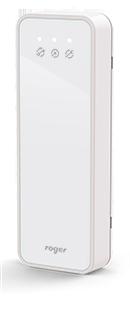 prt84mf bk w 130 - Czytnik zbliżeniowy Roger PRT84MF-BK-W