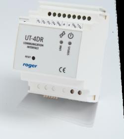 ut 4dr l 250x281 - Interfejs komunikacyjny Roger UT-4DR