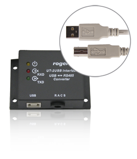 ut2usb - Interfejs USB – RS485 Roger UT-2USB