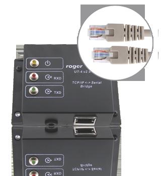 ut4 - Interfejs komunikacyjny Roger UT-4