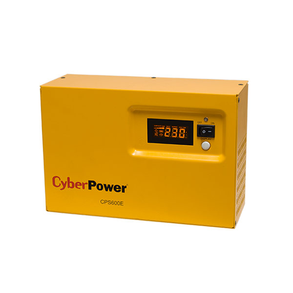 product 52581 - EPS CyberPower CPS600E