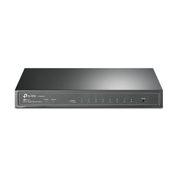 1 - Switch SMART Gigabit TP-LINK TL-SG2008