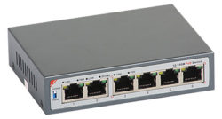 28 250x134 - Switch PoE ULTIPOWER 0064afat 802.3af/at 65W 6x RJ45 (4xPoE)