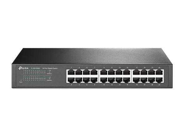 3 - Switch Gigabit TP-LINK TL-SG1024D