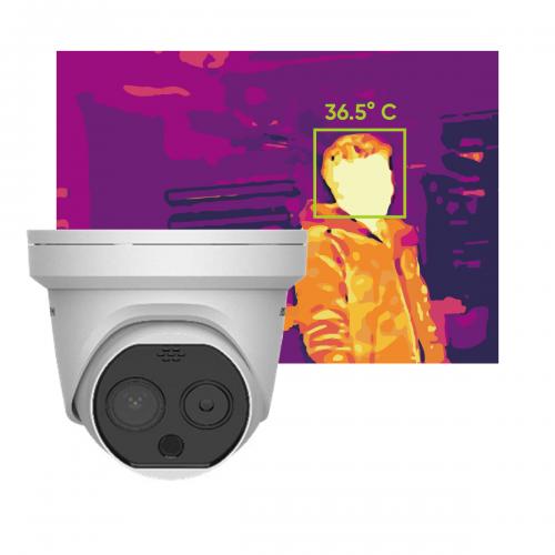 500 0ds 2td1217b 6 pa b1 - Kamera do pomiaru temperatury ciała Hikvision DS-2TD1217B-3/PA, 160x120/4MP