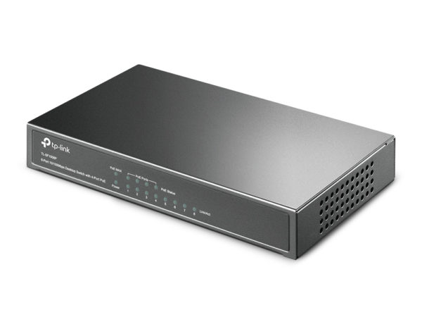 TL SF1008P UN 5.0 03 1499778759804b 600x450 - Switch PoE TP-LINK TL-SF1008P
