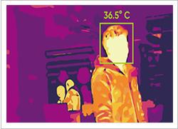 Kamery do pomiaru temperatury