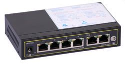29 250x129 - Switch PoE ULTIPOWER PRO0064afat 802.3af/at 65W 6x RJ45 (4xPoE), PoE Auto Check