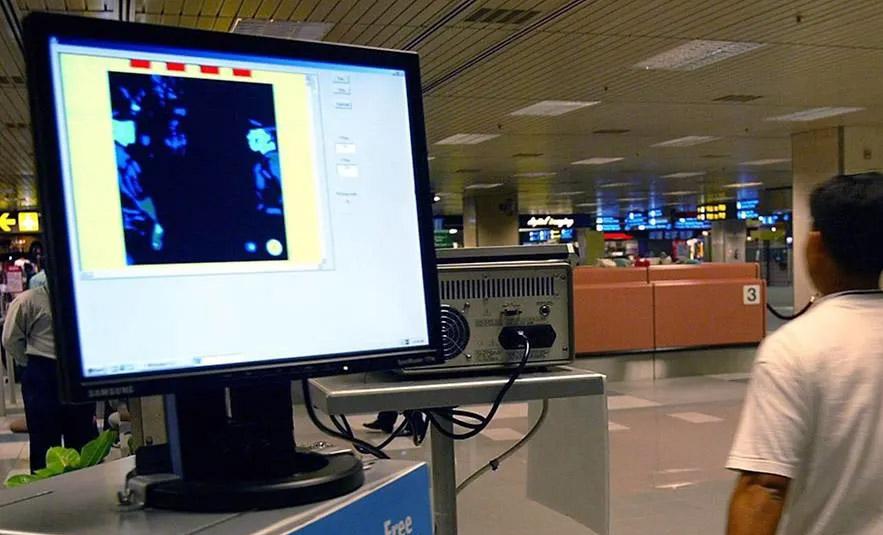 kamera thermowizja - Kamera wykrywająca gorączkę
